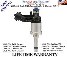 NEW 1 Fuel Injector OEM For 2010-2011 Chevrolet Camaro 3.6L V6