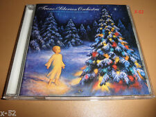 TRANS SIBERIAN Orchestra CD X-MAS EVE and OTHER STORIES o holy night God Rest Ye