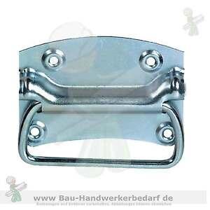 Kistengriff verz. Nr. 742138, Breite: 120 mm, Höhe: ca. 80 mm, zum aufschrauben