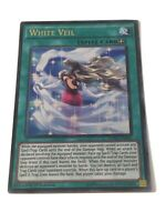Yugioh - White Veil DUSA Ultra Rare 1st Edition NM