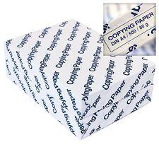 Kopierpapier A4 10.000 Blatt weiß 80g UNIVERSAL Druckerpapier Copying Paper