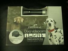 New Videocam Video Digital Waterproof Camera For Dogs Eyenimal & Hat for Camera