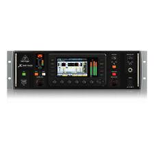 X32 Rack Behringer Digital Mixer Rackmount 40 in 25bus