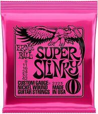 Ernie Ball 2223 Super Slinky Nickel Electric Guitar Strings