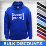 CUSTOM PRINTED HOODIES | Personalised Adults Workwear Club Stag Hen Hoody | Bulk