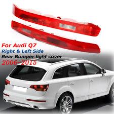 Rear Left+Right Lower Bumper Tail Light Reverse Stop Fog Lamp For Audi Q7 06-15