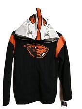 Gen 2 Boy's Medium 8/10 Hooded Full Zip Fleece Beavers Team Sweatshirt(#F
