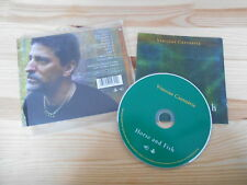 CD Ethno Vinicius Cantuaria-Horse and fish (10) canzone Hannibal Ryko Disc