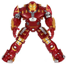 2018 Avengers Ultron Iron Man Hulk Buster Collection Model Toys Action Figure
