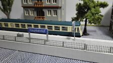 moderner Bahnsteig |  Spur N  | 1:160 | Bausatz Epoche VI