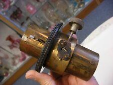 Antique Vtg Objective Projector Plate Camera - Glass Slide Magic Lantern Lens #2