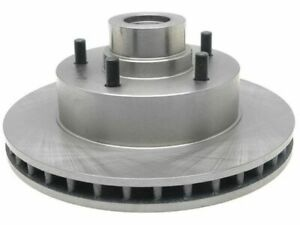 For 1995-1997 Dodge B1500 Brake Rotor and Hub Assembly Front Raybestos 17937NH