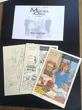 3 ex libris Les Maitres de l'orge Van Hamme Vallés ETAT NEUF