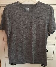 32 Degrees cool Black Mens Athletic Shirt Top T-shirt Size Large L Euc