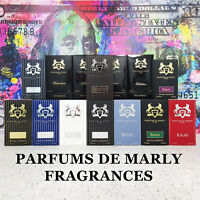 Parfums De Marly Decant Samples 2ml 3ml 5ml 10ml 33ml 100% Genuine Free Shipping