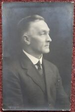 Early 1900's White House Newport Photographer Photographic Postcard Wales