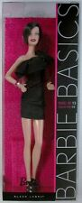 Barbie Basics Black Dress Model No. 13 Collection 1.5 (Black Label) (NEW)