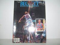 Beckett Basketball Card Monthly Price Guide December 1991 Derrick Coleman #17