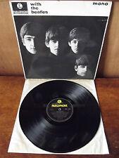 THE BEATLES-Con i Beatles-premendo 2nd - 1963-Mono [16]