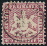 WÜRTTEMBERG, MiNr. 24, gestempelt, Kurzbefund Heinrich, Mi. 900,-