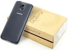 Brand New Unlocked GSM Samsung Galaxy S5 SM-G900T T-Mobile Smartphone Black 16GB