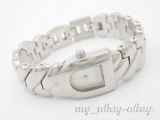 DKNY NY4225 Silver Dial All Stainless Steel Ladies Dress Watch