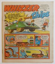WHIZZER AND CHIPS COMIC - 8 December 1984