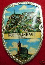 Hochfellnhaus medallion badge Stocknagel G0241