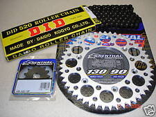 DID Chain And Renthal Sprocket Kit DRZ 400 E Enduro 47