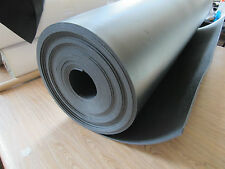 """1/4"""" x 27"""" x 60"""" HiDenseClosedCell foam Upholstery Crafting Graphite"""