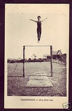 B1100+25-VALENTIGNEY   18 - 19  AOUT  1923  BARRE FIXE