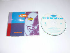 KYLIE MINOGUE - Celebration - Original 1992 UK PWL label 3-track CD single