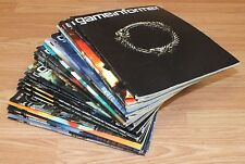 Lot of (29) Game Informer Magazines ~ Game Reviews & Strategies **READ**