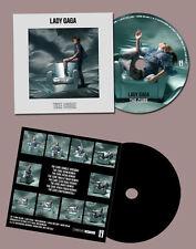 LADY GAGA THE CURE REMIXES CD-SINGLE CARDSLEEVE JOANNE TOUR COACHELLA ARTPOP