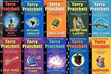 Terry Pratchett Hit Fantasy Series DISCWORLD Paperback Set of Books 11-20