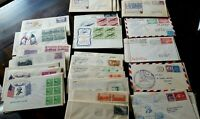 Us stamps first day covers catchet pre 1940 4 different all in exceptional cond