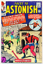 Tales To Astonish #54 Vg, Giant-Man And Wasp, Stan Lee, Marvel Comics 1964