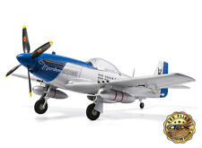 """H-King P-51D Moonbeam McSwine 750mm (30"""") V2 w/6 Axis ORX Flight Stabilizer PNF"""