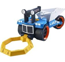 New MATCHBOX LARGE HUNT FOR TREASURE TRUCK SOUNDS REAL METAL DETECTOR
