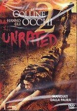 Dvd **LE COLLINE HANNO GLI OCCHI 2 ~ unrated** nuovo 2007