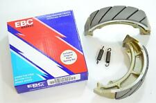 Grooved Organic Brake Shoes EBC 602G