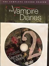 The Vampire Diaries - Season 2, Disc 2 REPLACEMENT DISC (not full season)