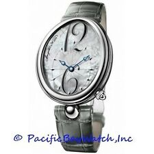 NEW Breguet Reine de Naples Mother of Pearl Dial ladies Automatic watch.