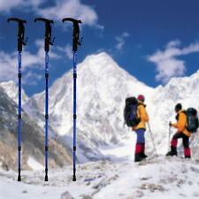 4-section Adjustable Canes for Walking Hiking Trekking Trail Poles Outdoor