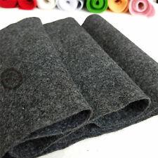 Soft Felt Fabric Non Woven Wool Acrylic Material Art Sewing Craft Festive Decor
