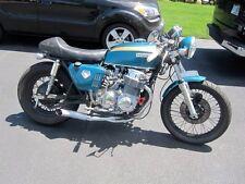 "1969-78 HONDA CB750 CB CAFE RACER RIMS WHEELS FRONT 19"" REAR 16"" HARLEY SPOKES"