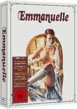 Emmanuelle 1-4 *Sylvia Kristel* Ungeschnittene 6 Disc 4K UHD + Blu-ray Box *NEU