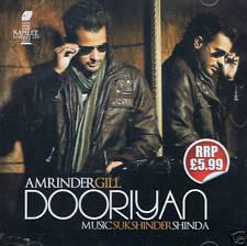 AMRINDER GILL & SUKSHINDER SHINDA / DOORIYAN - NEW CD