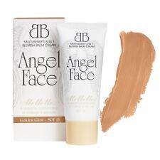 MeMeMe Angel Face Golden Glow BB CREAM Tinted Moisturiser Foundation Makeup 30ml