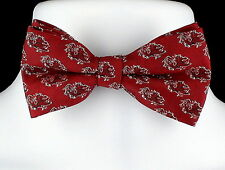 South Carolina Gamecocks Mens Bow Tie Adjustable Neck College Gift Bowtie New